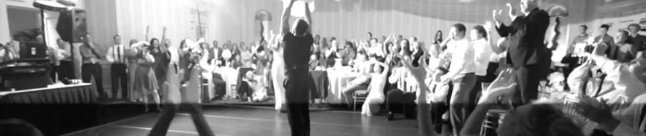 La dirty dancing dei neo-sposi
