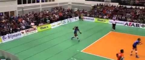 La peggior battuta di volley femminile di sempre