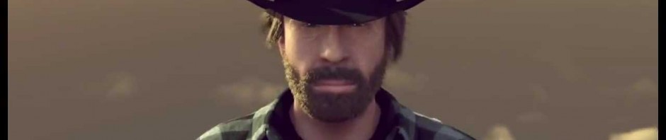 Buon Natale da Chuck Norris
