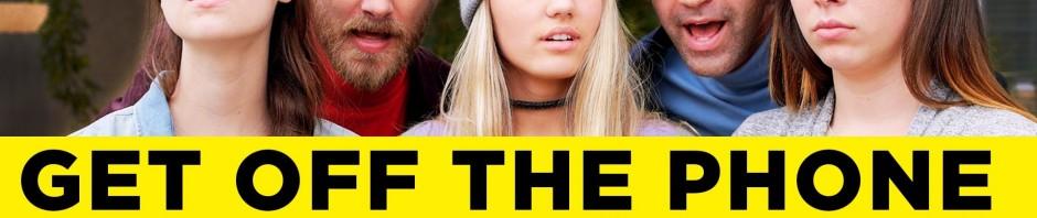 Stop ai cellulari by Rhett & Link
