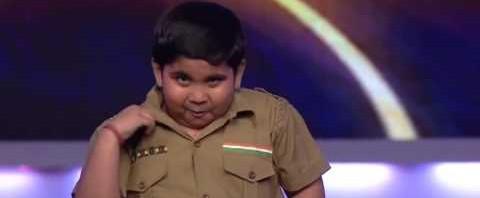 """Akshat Singh, ballerino di 8 anni a """"India's Got Talent"""""""