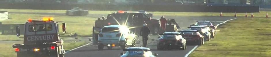 Terribile incidente alla 24 ore di Daytona: Matteo Malucelli è grave