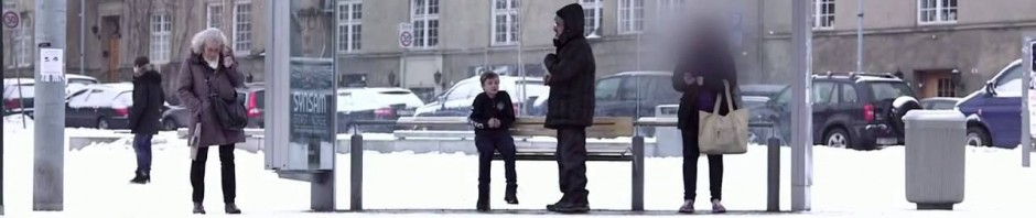 Aiuteresti un bambino al freddo?